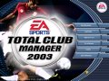 Total Club Manager 2003 Screenshots