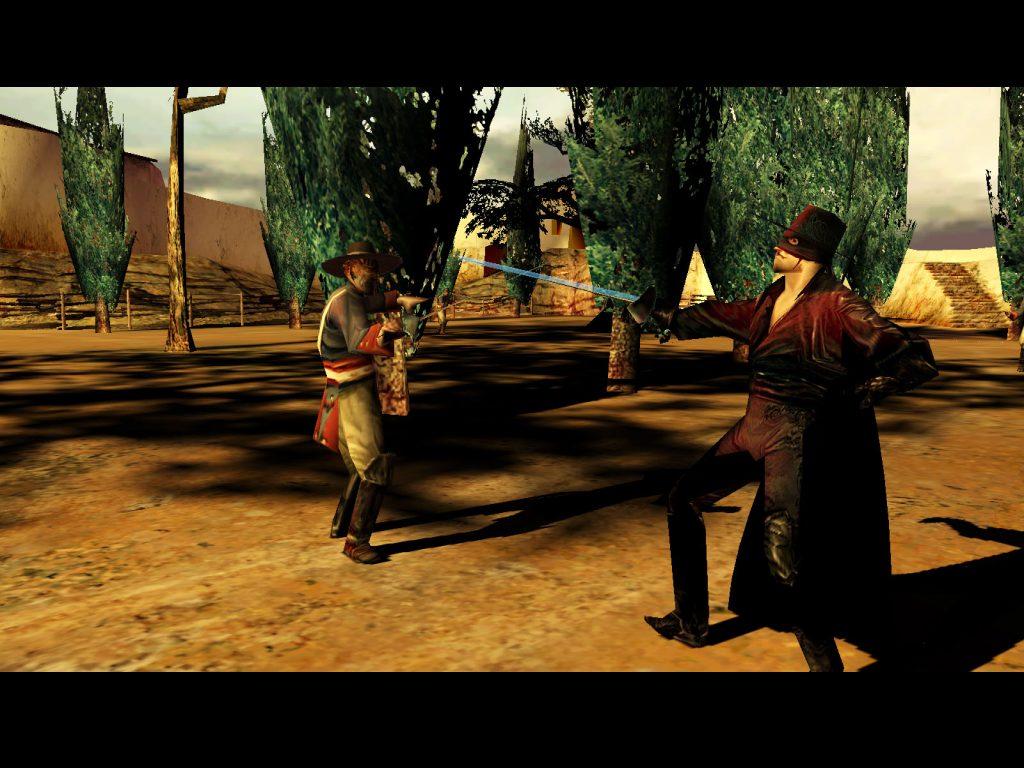 Все Zorro Игра зовем Великих
